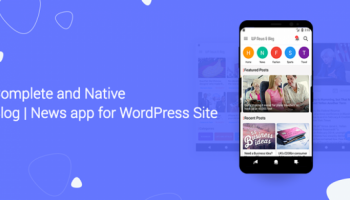 Convert Wordpress news/blog Site to Native Android app