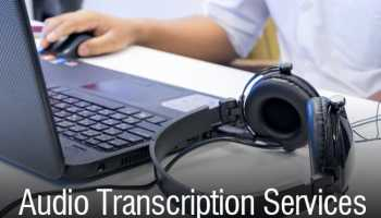 I will provide Fast and Flawless Audio or Video Transcription