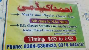 I can teach mathematics from elementary level to msc level