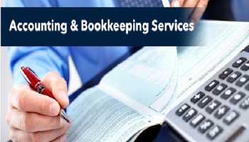 I will provide accounting, bookkeeping, and auditing services