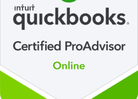 Quickbooks, Excel bookkeeping, Online Research, Projected Financial Statement Preparation, Budgeting