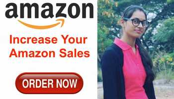 Amazon Virtual Assistance ( Increase your Amazon Monthly Sales)