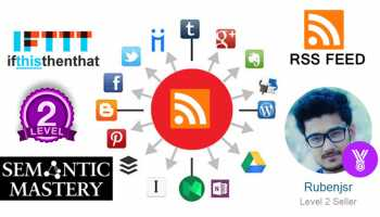 I can Create Semantic IFTTT Syndication Branded Network For Any RSS Feed
