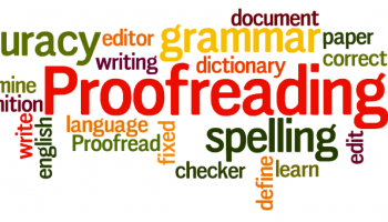 Proofread and Edit 1000 words for English grammar, spelling, punctuation.