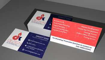 I can do Logo and Brand Designing