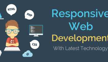 I can do Web design and development from PSD, sketch, PDF to HTML with responsive design.