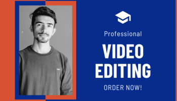 Professional Video Editing for YouTube Channel