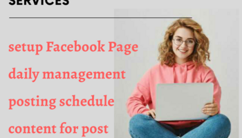Facebook Business Page Create & management