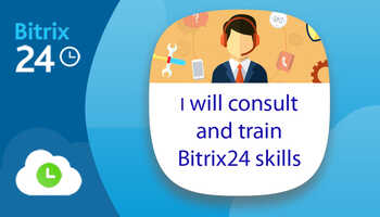 Bitrix24 consultation and traiting